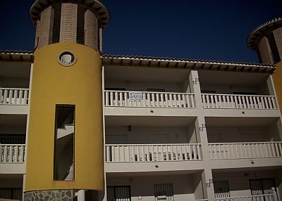 Apartment in Spain, Playa Golf ll: Exterior of Apartment