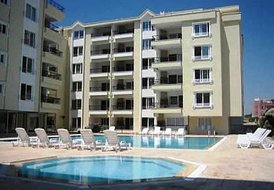 Didim 2 bed holiday apartment, Turkey