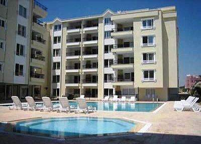 Didim 2 bed holiday apartment, Turkey