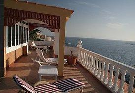 Unique villa, with amazing ocean views.