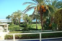 Apartment in Spain, Sotogrande: View to the beach from the apartment