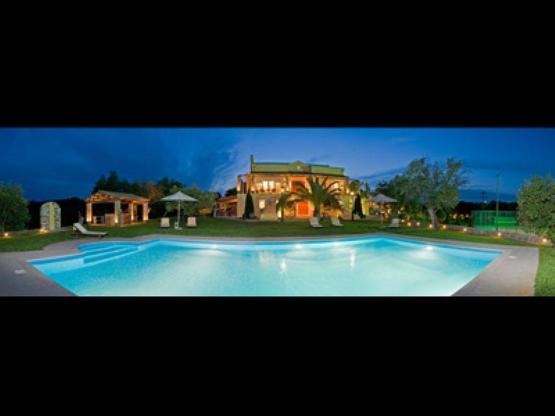 Villa in Greece, Gouvia: Villa Privilege Classic
