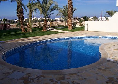 Apartment in Cyprus, Paphos: pool