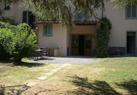 Riverside villa - Teresa house