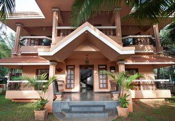 Villa in India, Baga: Villa Calangute Phase 1, 2 minutes walk from calangute beach, Goa.