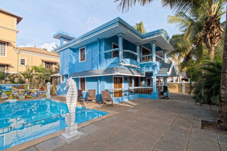 Villa in India, Calangute