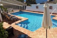 Villa in Spain, Mazarrón: totally private pool