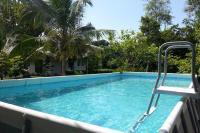 House in Sri Lanka, Hikkaduwa: Swimming Pool (Length 7.32m x Width 3.66m x Height 1.32m)