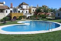House in Spain, Costa Esuri: Golf property with pool