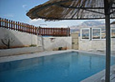 Villa in Greece, Makri Gialos: Athena 3 bedroom Villa in Crete with private pool