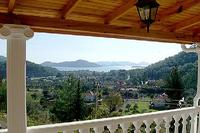 Apartment in Turkey, Gocek: View from large balcony off living room
