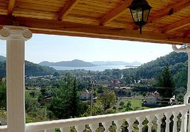 Gocek White 4 bed duplex apartment, Turkey