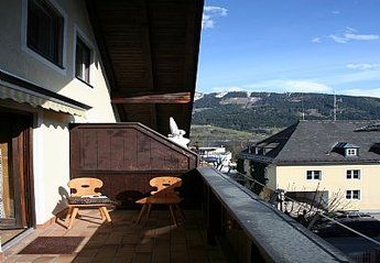 Apartment in Austria, Zell am see: Balcony