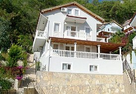 Gocek White 2 bed duplex apartment, Turkey