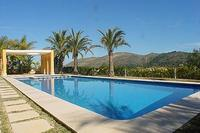Apartment in Spain, La Sella: Pool area