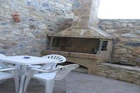 Village_house in Greece, Pigi: courtyard garden