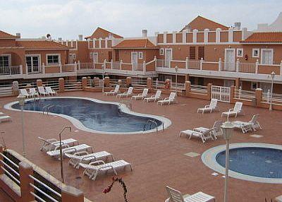 Apartment in Spain, Fuerteventura: Development