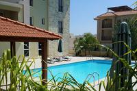 Apartment in Cyprus, Mazotos: The Pool