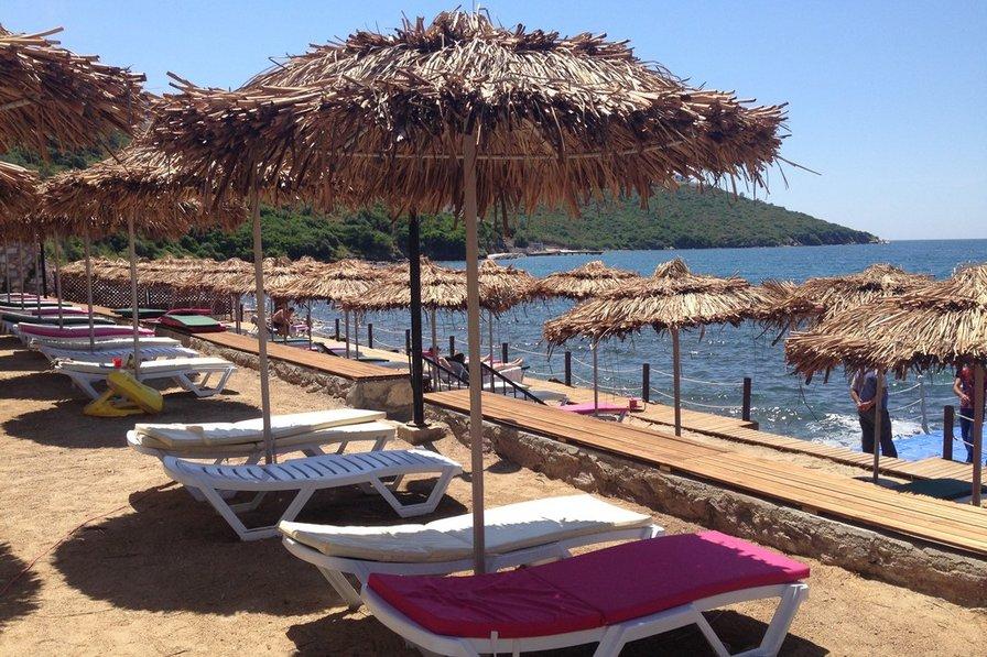 Apartment in Turkey, Tuzla Lake