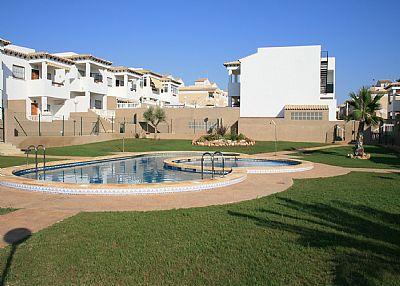 Apartment in Spain, Los Balcones: Communal Swimming Pool