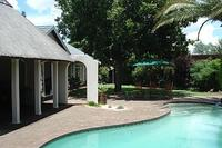 House in South Africa, Johannesburg: Pool area