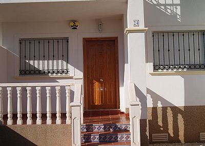 Apartment in Spain, Los Balcones: Exterior View of the Apartment