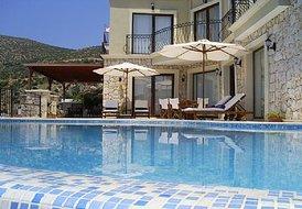 Villa Jodaruya, Kalkan, Turkey.