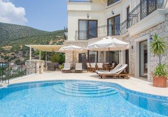 3 bedroom Villa for rent in Kalkan