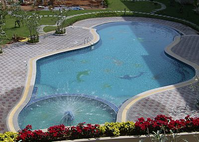 Apartment in Thailand, Prachuabkhirikhan: swimming pool