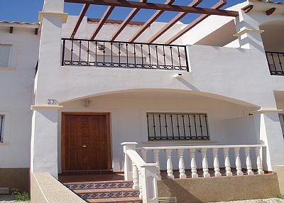 House in Spain, Los Balcones: Exterior View of the Property