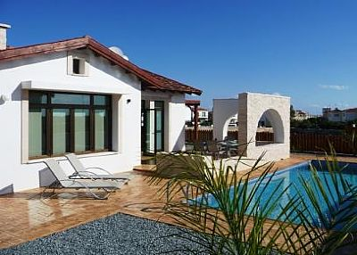 Villa in Cyprus, Ayia Thekla: Pool