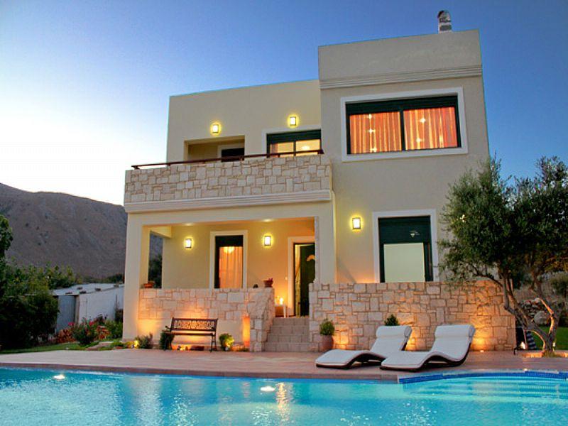 Villa in Greece, Chania: Exterior