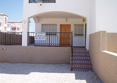 Apartment in Spain, La Cinuelica: Exterior View of the Apartment