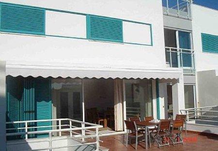 Villa in Prainha, Algarve: Patio
