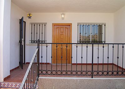 Apartment in Spain, La Cinuelica: Exterior of the Apartment
