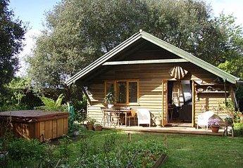 Lodge in United Kingdom, Thurlestone: spa lodge
