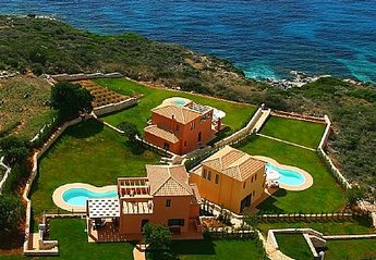 Villa in Greece, Skala: Villa Brio Exclusive opened on 15 June 2010