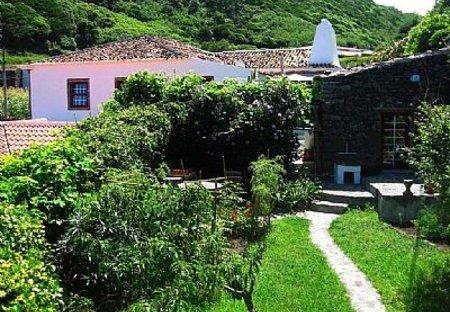 Cottage in Fajă Grande, Azores: O Palheiro