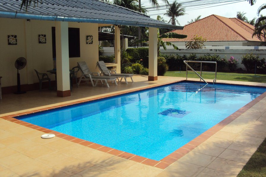 Owners abroad Pool Villa Near Hua Hin