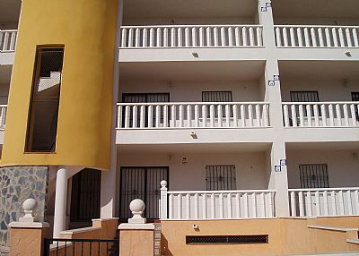 Apartment in Spain, La Cuerda y Lomas de Cabo Roig: Exterior of the Apartment