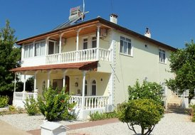 Gunluk house near Calis,3 spacious bedrooms,2 shower rooms