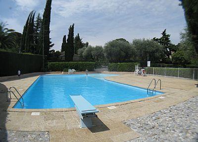 Villa in France, Cannes: Communal Pool
