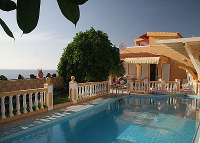 Villa in Spain, Callao salvaje: view from the pool