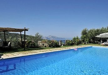 8 bedroom Villa for rent in Massa Lubrense