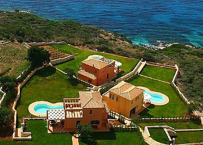 Villa in Greece, Skala: Villa Brio Exclusive opened 15 June 2010