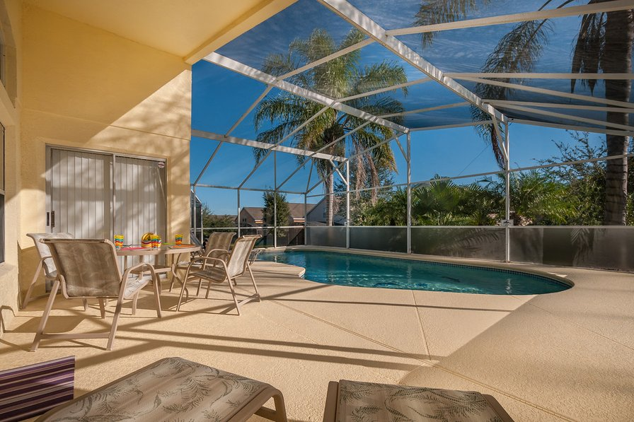 Villa To Rent In Aylesbury Florida With Private Pool 71631