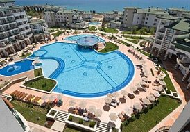 emerald resort. bulgaria