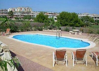 Villa in Spain, Bonalba Golf Resort: Pool Area