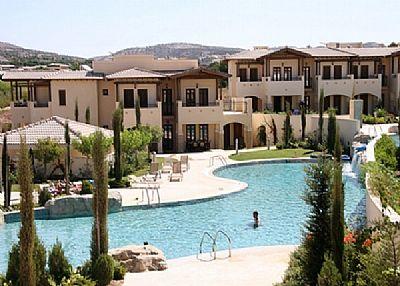 Apartment in Cyprus, Aphrodite Hills: Pool Area