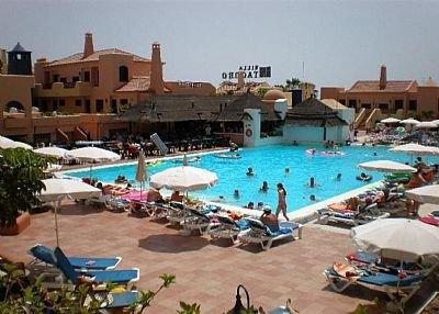 Apartment in Spain, Miraverde: The pool at Villa Tagoro